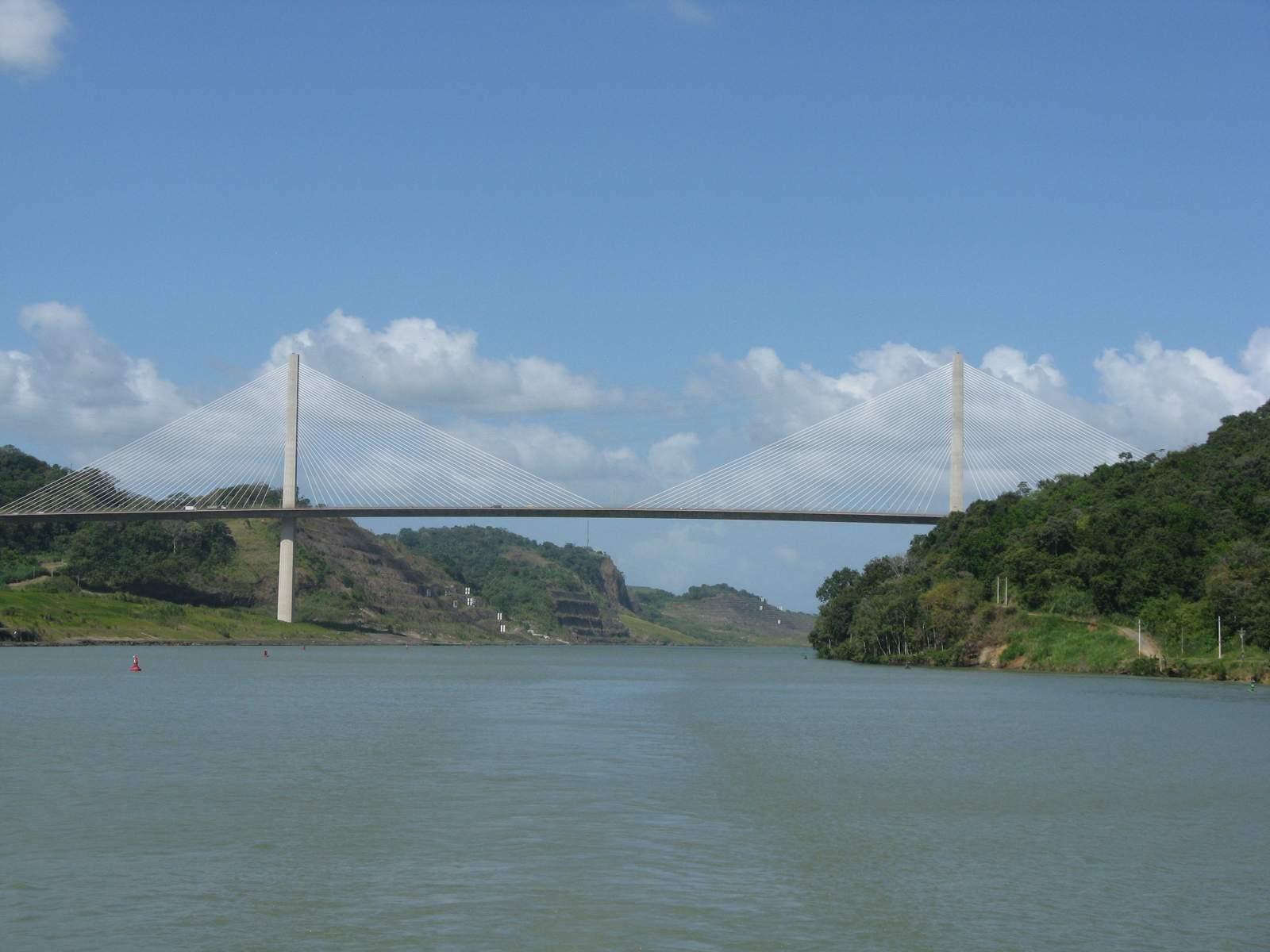 The Centennial Bridge due to open in 2014.
